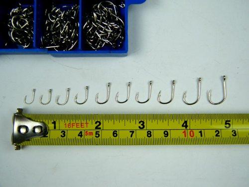 500pcs-Cheap-Small-Size-Silver-Freshwater-Fishhook-Fishing-Hooks-Set