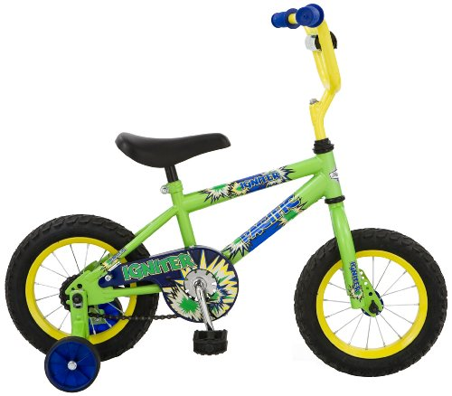 Pacific Boy's Igniter Bike (12-Inch Wheels)