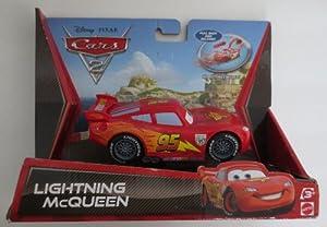 Cars 2 Pullback Racers Lightning McQueen
