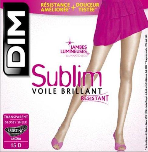 Dim - Sublim Voile Brillant - Collant - Femme - Gazelle - 3
