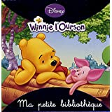 Winnie l'ourson, ma petite biblioth�quepar Walt Disney
