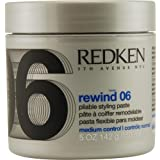 Redken By Redken Rewind 06 Pliable Styling Paste 5 Oz (Packaging May Vary)