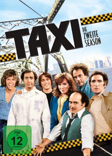 Taxi - Die zweite Season [3 DVDs]