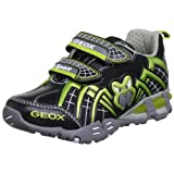 Geox J Lt Eclipse Q, Baskets mode garçons