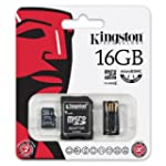 Kingston Multi Kit (MicroSDHC con lec...