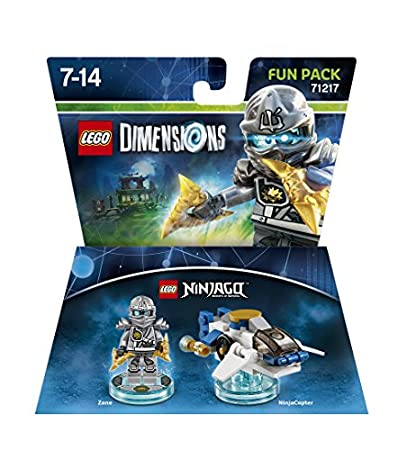 LEGO Dimensions: Fun Pack - Ninjago Zane