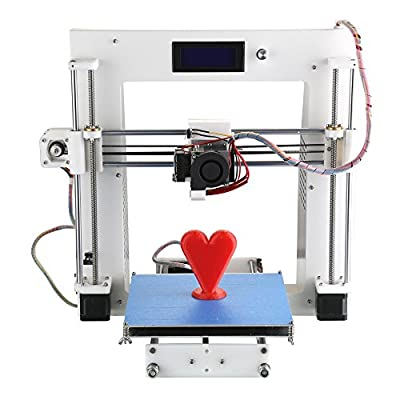 AURORA A3 Reprap i3 Metal Frame LCD 3D Printer DIY Full Kit Self-assembly