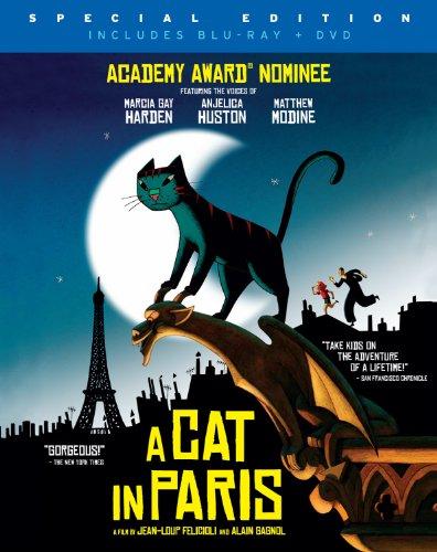 Cat in Paris [Blu-ray] [Import]