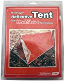 Emergency Zone Brand HeatStore Reflective Survival Tent