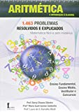 img - for AritmEtica e Introducao a Algebra: 1.463 problemas Resolvidos e Explicados book / textbook / text book