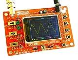 オシロスコープ 2.4インチ カラーTFT DIY キット - SMD実装済み DSO 138