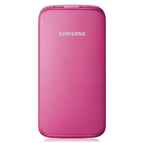Samsung GT-C3520 International Version, Factory Unlocked GSM - Coral Pink