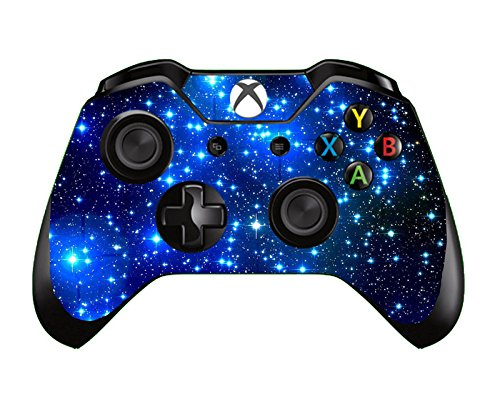 UUShop-Starry-Sky-Vinyl-Skin-Decal-Cover-for-Microsoft-Xbox-One-Controller-wrap-sticker-skins
