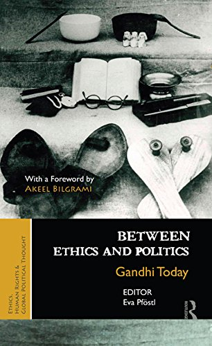 Between Ethics and Politics: New Essays on Gandhi (Ethics, Human Rights and Global Political Thought) image