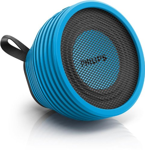 Philips Dot Wireless Bluetooth Portable Speaker Splash Proof Sb2000A/37