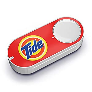 Tide Pods and Powder Dash Button from Amazon