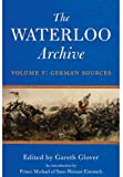 THE WATERLOO ARCHIVE: VOLUME V