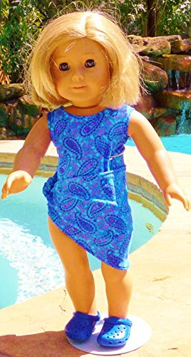 handmade-3-piece-set-of-doll-clothes-for-american-girl-18-blue-paisley-bathing-suit-matching-sarong-