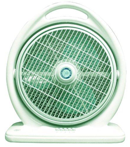 Sunpentown SF-1413 14-Inch 3-Speed Box Fan
