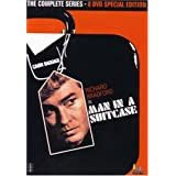 Man in a Suitcase 8 DVD Boxset [1967]by Richard Bradford