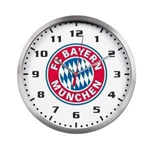 FC Bayern München Wanduhr Fanartikel