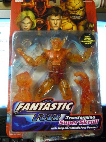 Mauro A Johnson Fantastic Four Transforming Super Skrull