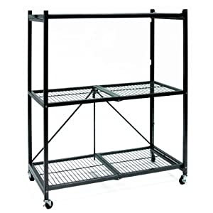 Amazon.com: Origami R4-01W General Purpose 3-Shelf Steel ...