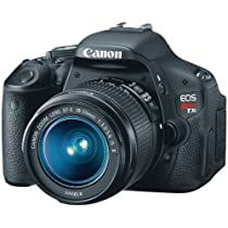 Canon EOS Rebel T3i 18 MP CMOS Digital SLR Camera and DIGIC 4 Imaging with EF-S 18-55mm f/3.5-5.6 IS Lens