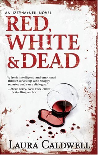 Image of Red, White & Dead (An Izzy McNeil Novel)
