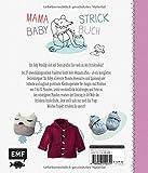 Image de Mama-Baby-Strickbuch: 27 Strickprojekte für ein gutes Bauchgefühl (Mama-Baby-Bücher)