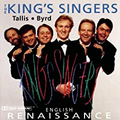 the Kin's Singers - English Renaissance