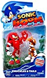 Sonic Boom 3-Inch Knuckles and Tails Articulated Figure