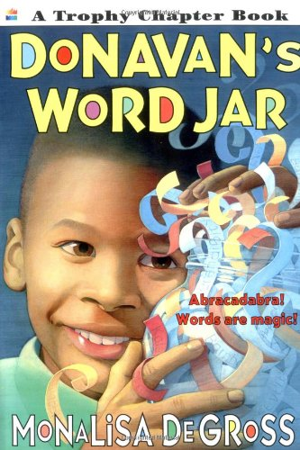 Donavan's Word Jar (Trophy Chapter Book)
