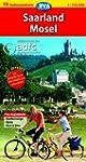ADFC Radtourenkarten : Saarland/Mosel