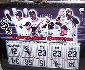 Chicago White Sox Collectible Dominos in Game Tin