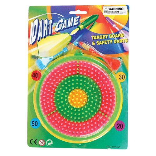 "6.5"" DART GAME Sold in Quantities of one"