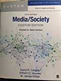 img - for Media/Society book / textbook / text book