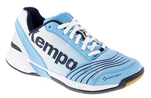 kempa-attack-three-chaussures-de-handball-femme-multicolore-true-bleu-blanc-bl-marine-39-eu