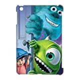 Design Disney Cartoon Monsters Inc sully & mike wazowski Apple iPad Mini Best 3D Case