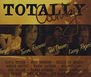 Amazon Com Totally Country 2001 Tanya Tucker Tamra