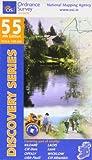 Ordnance Survey Ireland Kildare, Laois, Offaly, Wicklow (Irish Discovery Series)