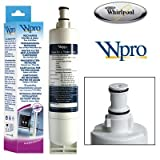 Wpro Whirlpool (in Grille) Fridge Water Filter for 20RU-D3L 20RU-D4APT 20RW-D3SF 20SI-L4APG