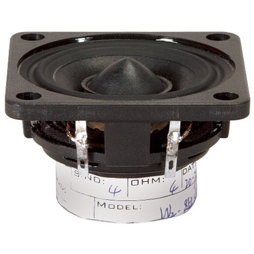 "Tang Band W2-852Sh 2"" Shielded Speaker Driver"