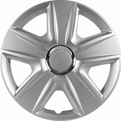 """Universal Radzierblende Radkappe Esprit silbern 16"""" 16 Zoll Seat Altea Arosa Cordoba Ibiza Leon Toledo von CTE - Reifen Onlineshop"""