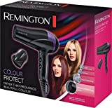 Powerful Remington D6090 Colour Protect 2100W Hair Dryer with 2 speed and 3 temperature settings.