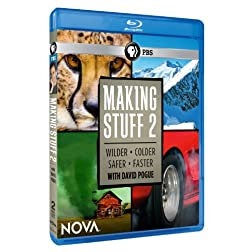 Nova: Making Stuff 2 [Blu-ray]