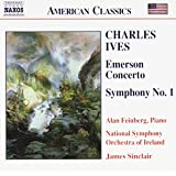 Ives: Emerson Concerto / Symphony No. 1
