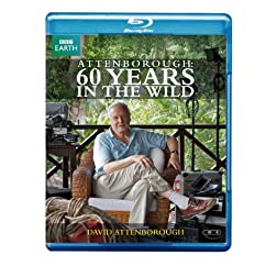 Attenborough 60 Years in the Wild [Blu-ray]
