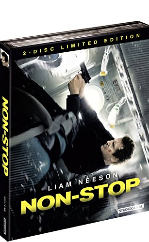 Non-Stop [DVD + Blu-ray] [Limited Mediabook] [Limited Edition]