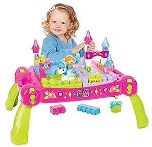 Mega Bloks Lil Princess Play-n-Go Fairytale Table(1)